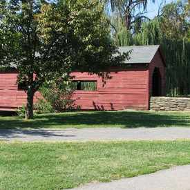 Photo of Baker Park Covered Bridge
