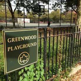 Photo of Greenwood playground in Greenwood