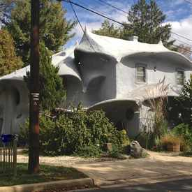 Photo of The Mushroom House in Bethesda