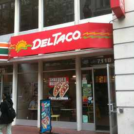 Photo of Del Taco in Downtown