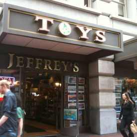 Photo of Jeffrey's Toys in Yerba Buena