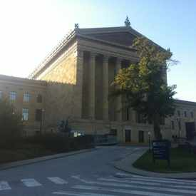Photo of Philadelphia Museum of Art in Strawberry Mansion