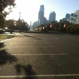 Photo of Ben Franklin Parkway  in Fairmount/Spring Garden
