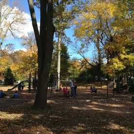 Photo of Memorial Park Playground