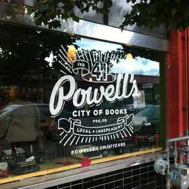 Photo of Powell's Books on Hawthorne in Richmond