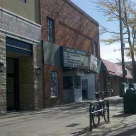 Photo of Aggie Theatre
