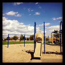 Photo of Judge Lunt Park in Northeast Colorado Springs
