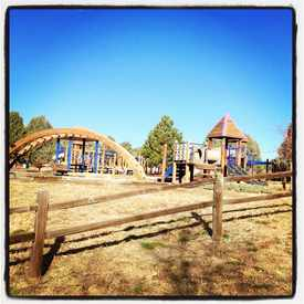 Photo of Phil Long/Pat Bowlen Community Playground in East Colorado Springs