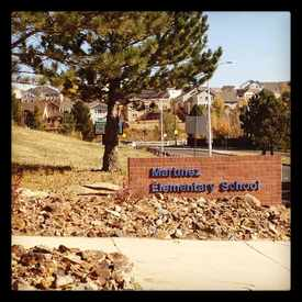 Photo of Martinez Elementary School in Northeast Colorado Springs