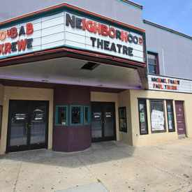 Photo of Neighborhood Theatre in North Charlotte