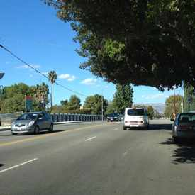 Photo of New Bridge in Tarzana