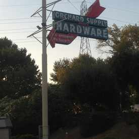 Photo of Orchard Supply Hardware in Downtown