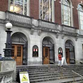 Photo of Multnomah County Central Library in Downtown