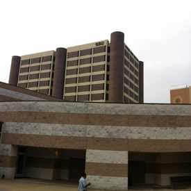 Photo of Georgia State University in Downtown