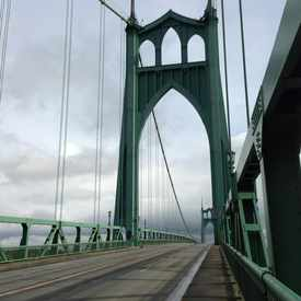 Photo of St. Johns Bridge