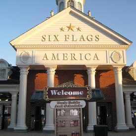Photo of Six Flags America, Central Avenue, Upper Marlboro, MD