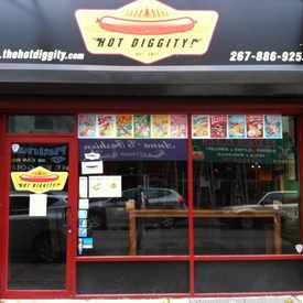 Photo of Hot Diggity! in Center City East