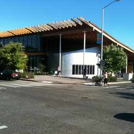 Photo of Ballard Public Library in Ballard