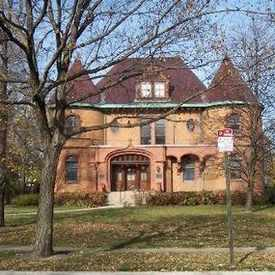 Photo of Evanston Historical Society Dawes House