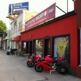 Photo of beverly hills ducati in Mid City West