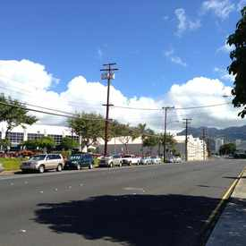 Photo of Nimitz Highway in Kalihi-Palama