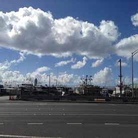 Photo of Pier 18 in Kalihi-Palama