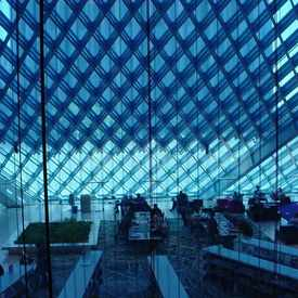 Photo of Seattle Central Library in Downtown