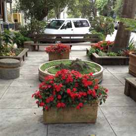 Photo of Parklet in Duboce Triangle