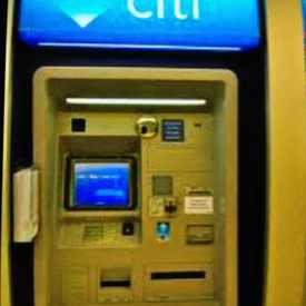 Photo of Citibank Branded ATM in Central Beaverton