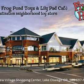 Photo of Frog Pond Toys