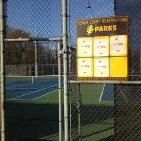 Photo of Lake Park Tennis Courts in Lake Park