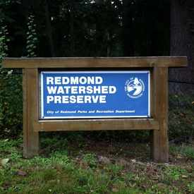 Photo of Redmond Watershed Preserve