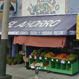 Photo of El Ahorro in Bernal Heights