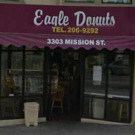 Photo of Eagle Donuts in Bernal Heights