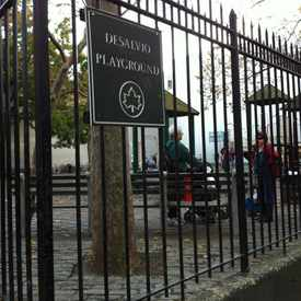 Photo of Desalvio Playground in Little Italy