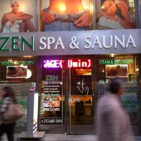 Photo of Zen Spa And Sauna in Flatiron District