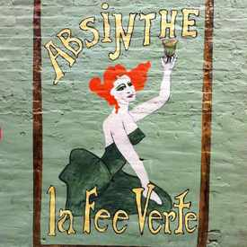 Photo of Cafe Absinthe in Wicker Park
