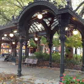 Photo of Pioneer Square Park in Pioneer Square