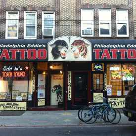 Photo of Eddie's Tattooing in Pennsport/Whitman/Queen