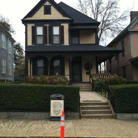 Photo of Martin Luther King Jr. Birth Home in Old Fourth Ward