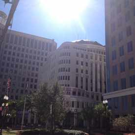 Photo of City Commons Plaza in Central Business District