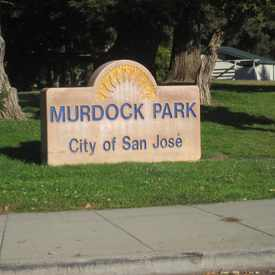 Photo of Murdock Park in West San Jose