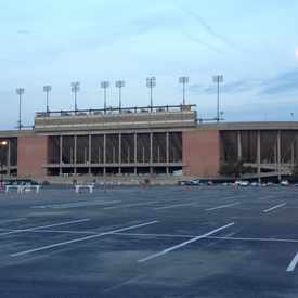 Photo of Rice Stadium in University Place