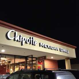 Photo of Chipotle Mexican Grill in Denny Whitford / Raleigh West