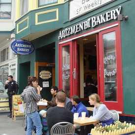 Photo of Arizmendi Bakery in South of Market