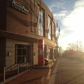 Photo of Agganis Arena at Boston University