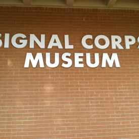 Photo of Fort Gordon Signal Corps Museum