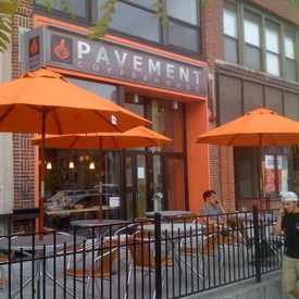 Photo of Pavement Coffeehouse in Fenway