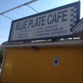Photo of Blue Plate Cafe in East Memphis-Colonial-Yorkshire