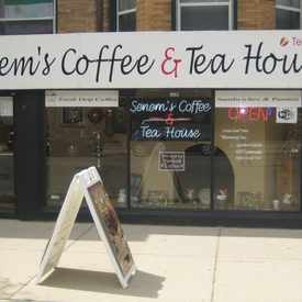Photo of Senem's Coffee & Tea House in Lake View East